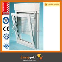 Alibaba Trade Assurance China Thermal Break Aluminum Tilt-Turn Window & NZ Fodoudou Aluminium Sliding Window