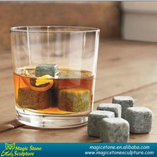 Popular DIY Engraved Whiskey Stones Cube as New Promotional Items for Sale