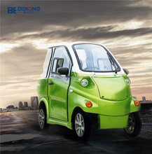 Low price high quality with CE and EEC certificate made in China with 2 seat electric mini car