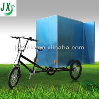 enclosed electric tricycle to transport