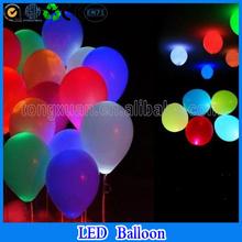 light helium balloon wholesale led flashing illuminated balloons