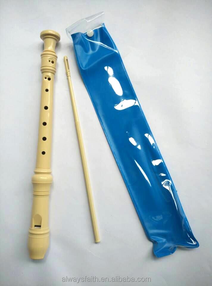 Cor branca não de plástico transparente turco clarinete
