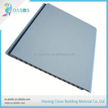 Long lifetime factory directly pvc panel groove model