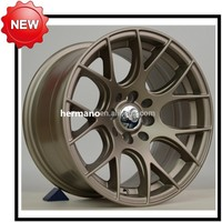 Ray CE28 Alloy Wheels for Car 5 bolts 100pcd