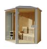 Finland Sauna home use sauna room M-6012