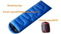 Flannel Lined Sleeping Bag,outdoor waterproof envelope sleeping bag