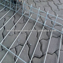pvc and galvanzied wave fence netting