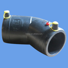 HDPE Electrofusion 45 Degree Elbow PN16 From Factory