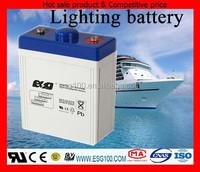 2V 150AH GEL valve regulated battery for solar and lighting system