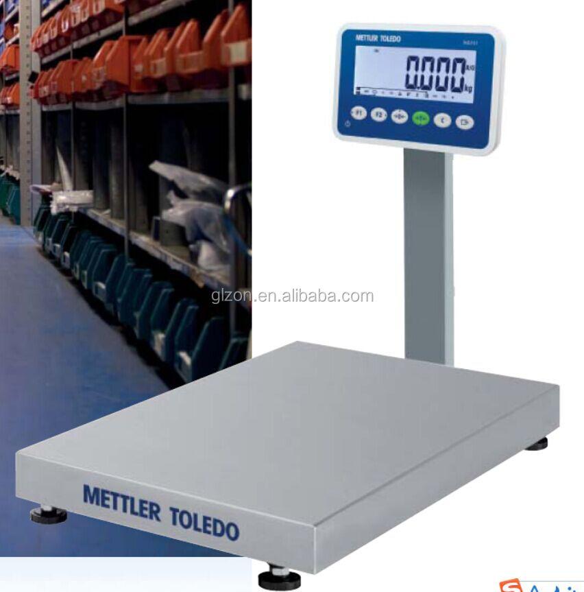مقعد مقياس توليدو mettler 3kg-800kg bba231 bba231 مقاعد البدلاء النطاق