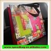 factory customize high quality non-woven shopping bag promotion bag beautiful non-woven shopping bag with lamination R190
