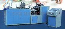 Máquina para fabricación de vasos de papel e inserción de asas, JBZ-NB