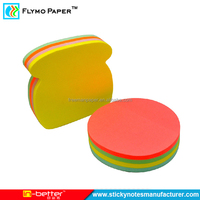 Wholesales Colorful Shaped Notepads Shaped Sticky Notes
