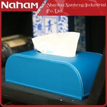 naham brown royal half-Round home desktop tissue case