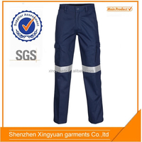 Winter Trouser reflective tapes work pants