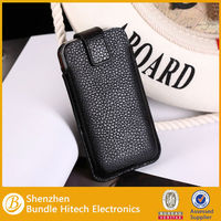 bundle2510 Genuine Leather pouch for apple iPhone 4,for iphone 4s real pouch
