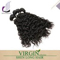 Alibaba China virgin brazilian hair , wholesale cheap candy curl human weaving hair