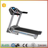 Home fitness equipment multi function elevation motor treadmill