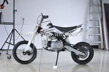110 125CC dirt bike with 4 gears kick start