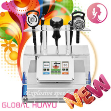 New Products Cavitation Vacuum and Multipolar RF Body Shaping Equipment