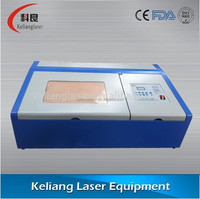 High precision KL-320 40w laser tube laser engraving machine eastern for small art