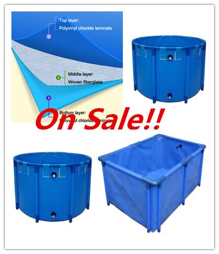 China manufacturer plastic aquaculture round fish farming for Aquaculture fish tanks