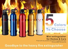 mini fire Extinguisher cheap fire extinguishers vehicle fire extinguisher abc