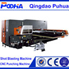 Sheet Metal Hydraulic cnc turret punching machine EM2510 cnc machine