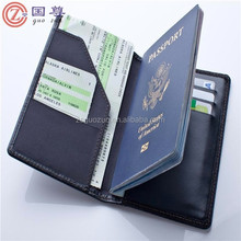 Executive Passport Holder Checkbook Cover for Holding Passport and Checkbook