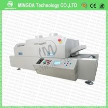 Produttore prezzo t-960 macchina di saldatura/smt ha condotto la luce di saldatura rifusione forno/automatico grande potenza 4500w riscaldatore infrarosso ic