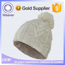 China Wholesale Different Types Weave Handmade Baby Knit Hat of Knit Hats