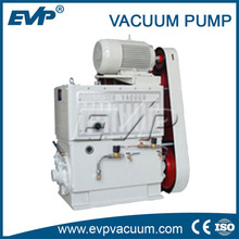 Valve type oil seal mechanical pump , Top quality H and 2H series rotary piston vacuum pump