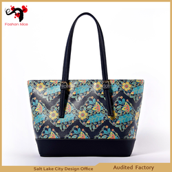2015 latest design bags women handbag cheap PU shoulder bags