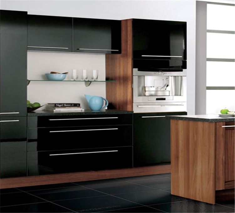 shaped kitchen cabinet kitchen furniture guangzhou made buy