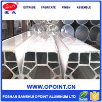 Factory Direct Supply Extruded Anodized Aluminum Bed Frame