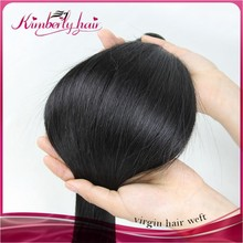 Alibaba Cheap And High Quality 100 Human Elastic Band Hair Extensions