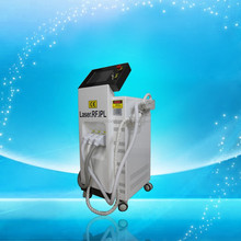 2014 New Coming wholesale price Elight/RF/Laser ipl laser hair removal machine