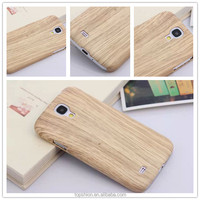 New Products For Samsung Galaxy S4 Mobile Phone Case PC Wood Cover Cases