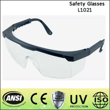 Industrial Protective EN166 Safety Glasses