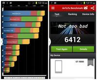 Мобильный телефон GT9000 1 Android 4.2 AT&T Pink Cellphone 2 4 SIM