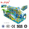 Ocean theme funny children indoor playground big slides for sale sale