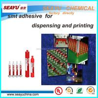 SE8306 BAG red solder flux paster adhesive glue dispenser sealant for smt