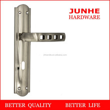 Wenzhou junhe, NB plated and zinc handle door locks