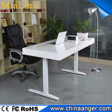 cheap adjustable desk electric stand and sit office table