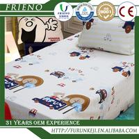printed fabric bedding set