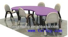 Bebé mesas de dibujos animados mesas TXL-139B