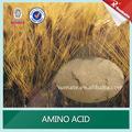 100% 50% soluble en la pureza de ácido amino con fertilizantes de nitrógeno orgánico