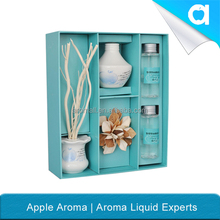 Popular promotional ceramic aroma diffuser gift items/air humidifier reed diffuser/household air freshener