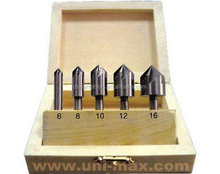 Excellent quality best sell hss taper shank twist countersink drill