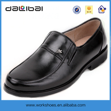 Wholesale leather 2014 free sample china brand leather shoes mens soft sole shoes